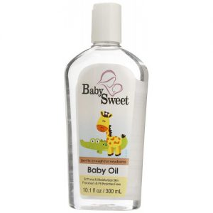 Baby Sweet Baby Oil, 10.1oz