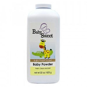 Baby Sweet Baby Powder 22oz