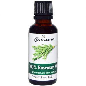 Cococare 100% Rosemary Oil, 1oz