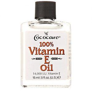 Cococare 100% Vitamin E Oil - 14000 Iu - 0.5 Fl Oz