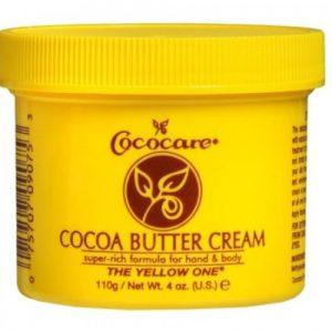 Cococare Cocoa Butter Cream, 4oz