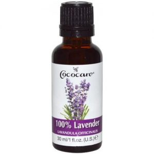 Cococare Cococare 100% Natural Lavender Refreshing Massage Oil - 1 Oz, 1 Fl Oz