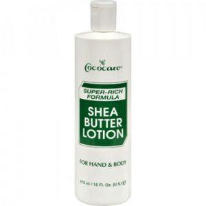 Cococare Shea Butter Lotion, 16oz