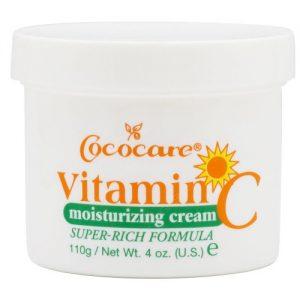 Cococare Vitamin C Moist Cream, 4oz