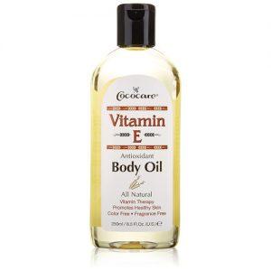 Cococare Vitamin E Antioxidant Body Oil, 8.5oz