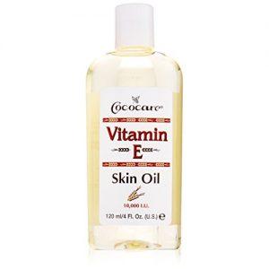 Cococare Vitamin E Skin Oil, 4 Ounce