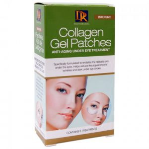 Daggett & Ramsdell Collagen Gel Patches Anti-Aging Under Eye Treatments, 6 Contains Treatment