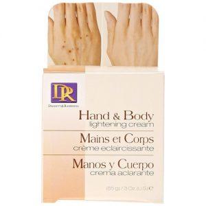 Daggett & Ramsdell Hand & Body Lightening Cream, 3oz (85g)