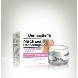 Dermactin Ts Neck And Decolletage Smoothing Cream 1.5 Oz