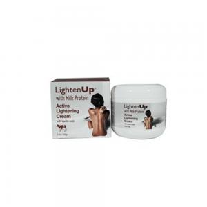 LightenUp Milk Protein Lightening Cream