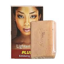 LightenUp Plus Exfoliating Soap