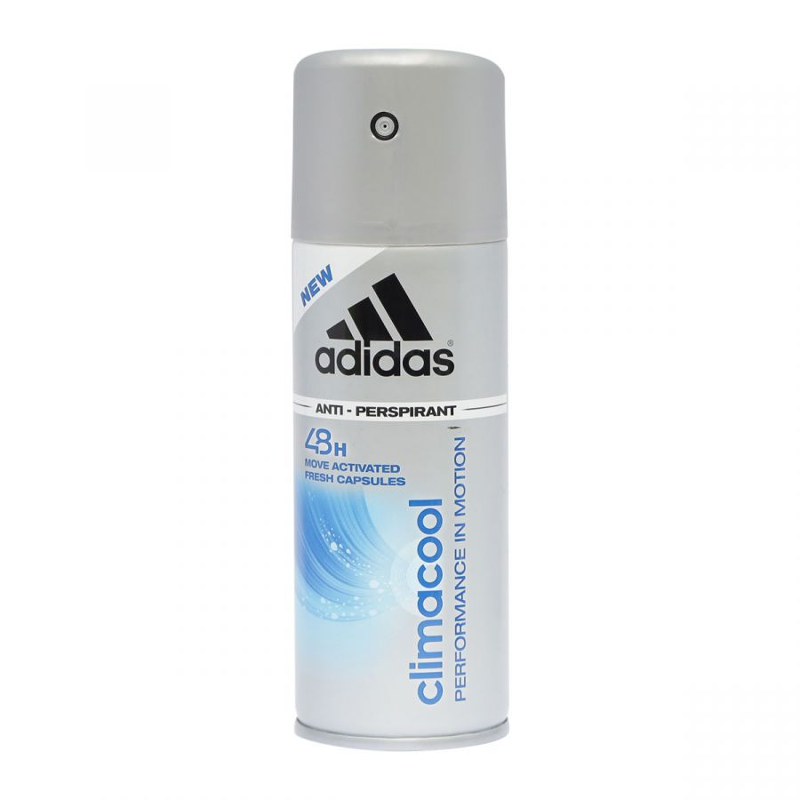Adidas Climacool 48H Performance in Motion Deo Body Spray 150ml
