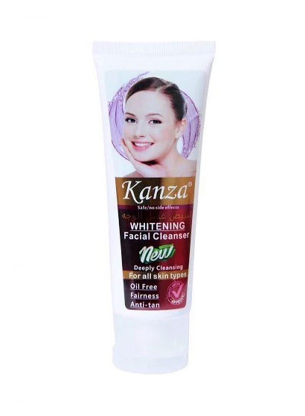 Kanza Facial Cleanser White 70ml