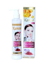Kanza Moisturizing And Whitening Body Lotion White 200ml