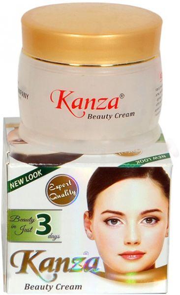 Kanza Natural Whitening Beauty Cream Beige 30ml