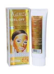 Kanza Peel Off Mask Gold 100ml