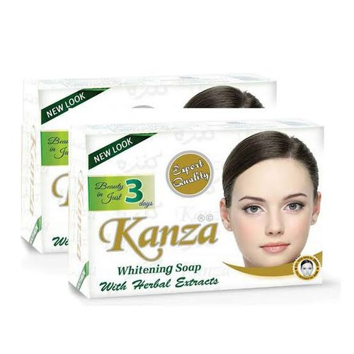 Kanza Skin Whitening Soap 85g