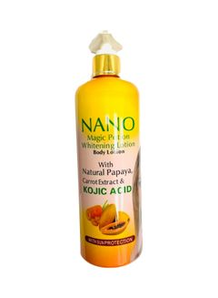 Nano Unisex Kojic Acid Potion Whitening Body Lotion 500ml