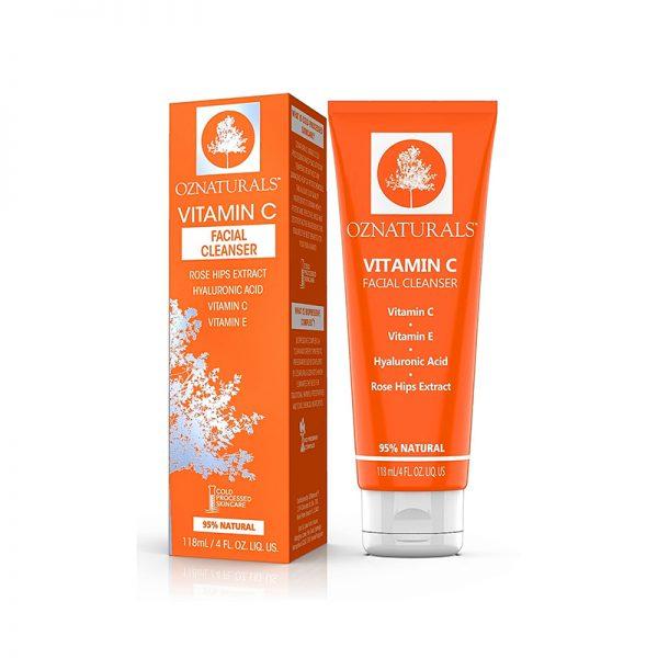 Oz Naturals - Vitamin C Cleanser - 118ml